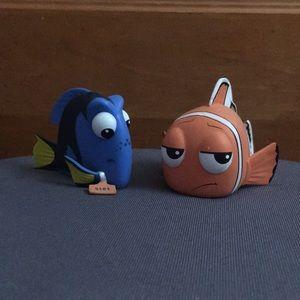 Marlin & Dory Disney Funko Figurines